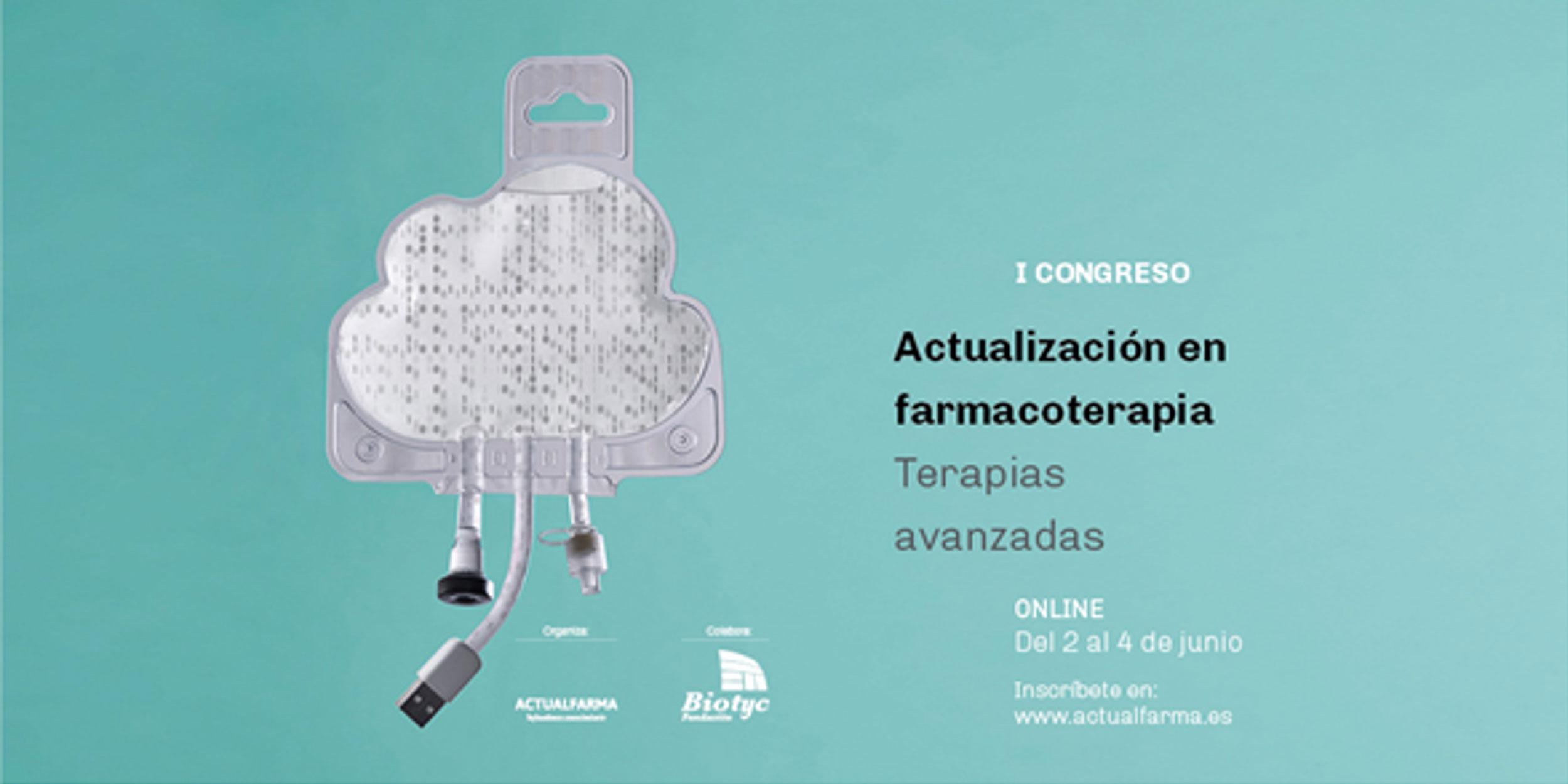 Comienza el congreso de Actualización en farmacológica y terapias avanzadas