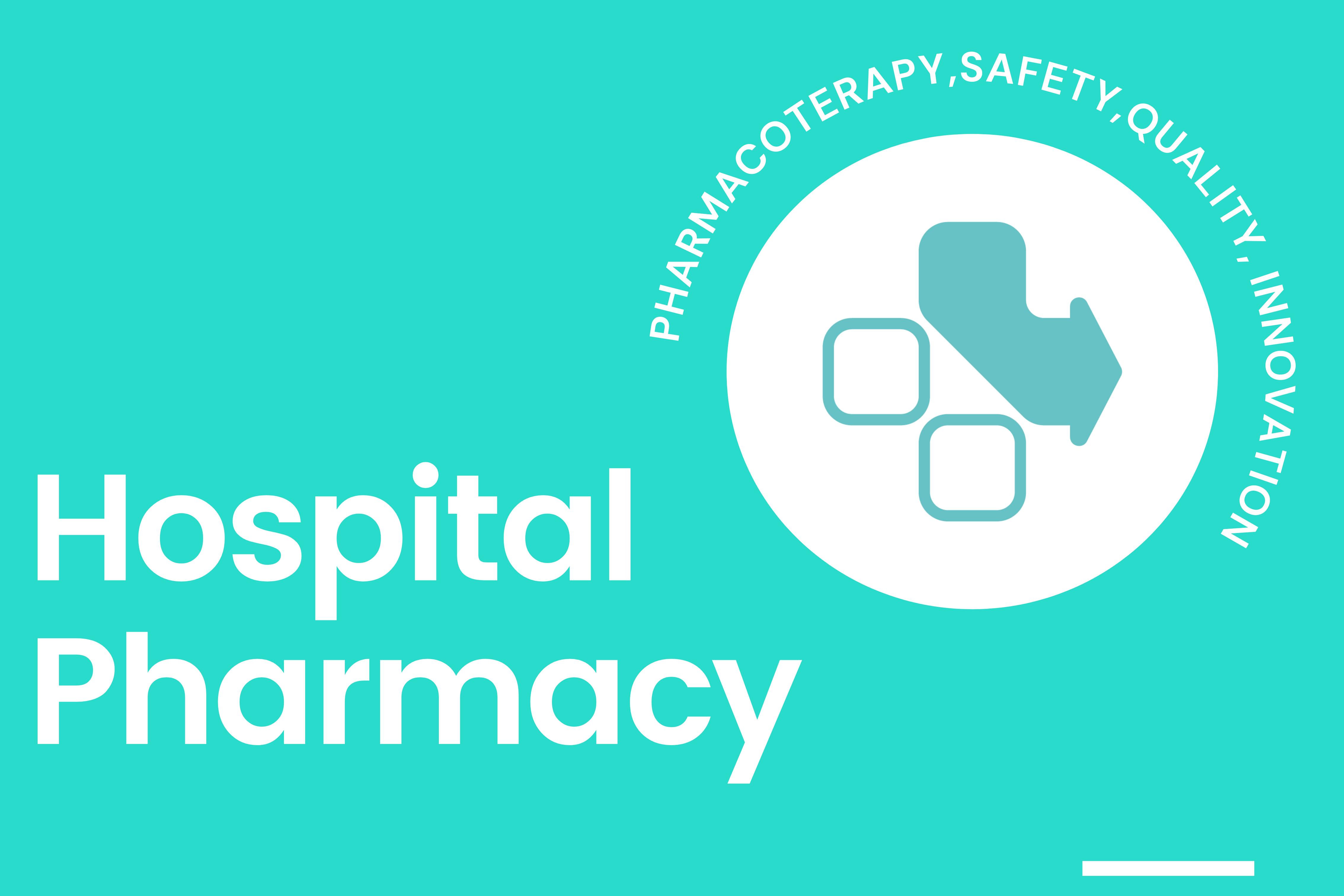La Farmacia Hospitalaria es reconocida por su labor durante la pandemia COVID-19
